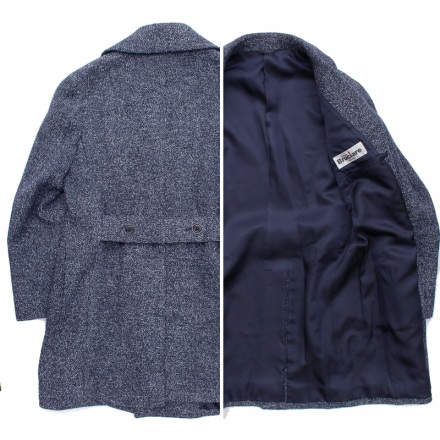 Bruciare コート 背面と内側