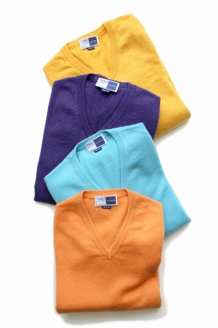 FEDELI cashmereセーター