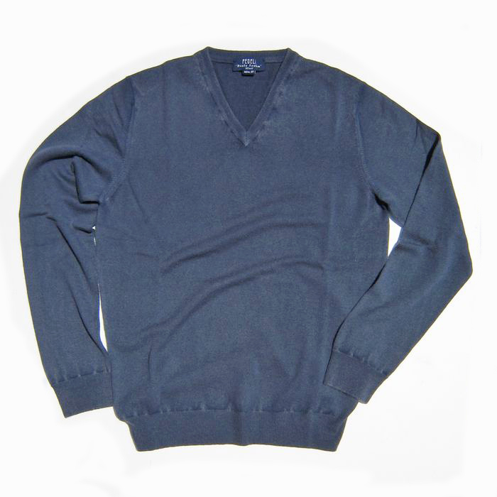 FDELI Vネックセーター