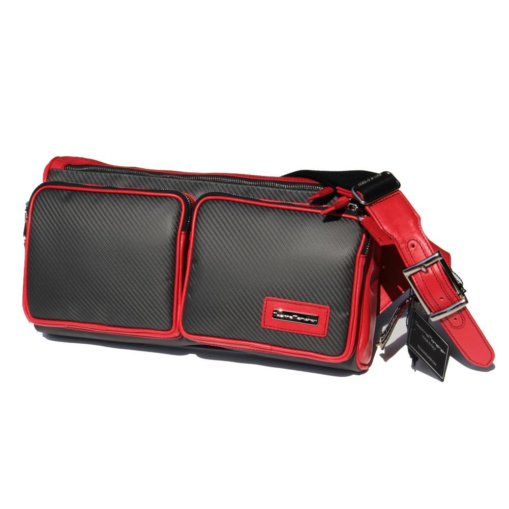 TecknoMonster bag red