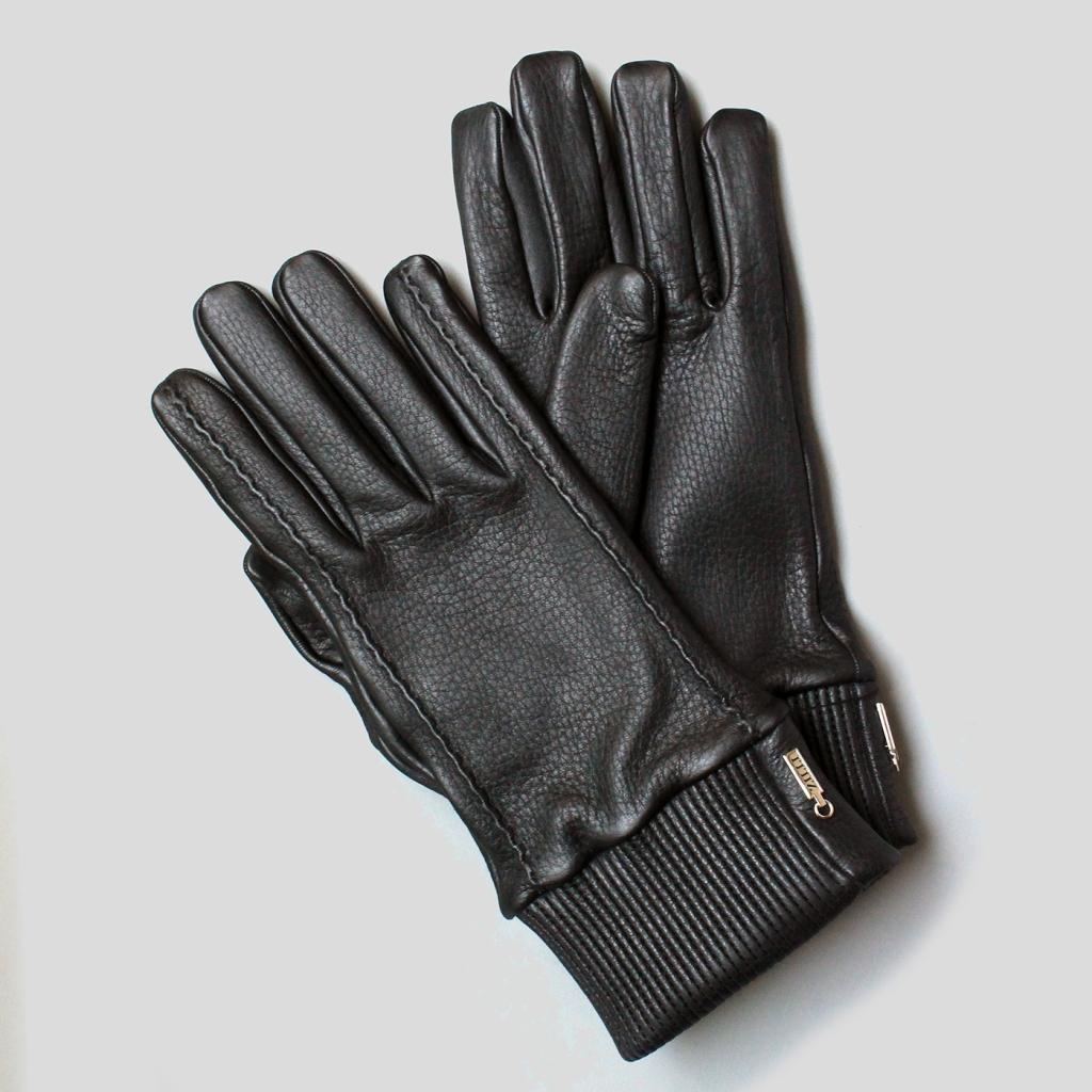 ジリーの鹿革の手袋です